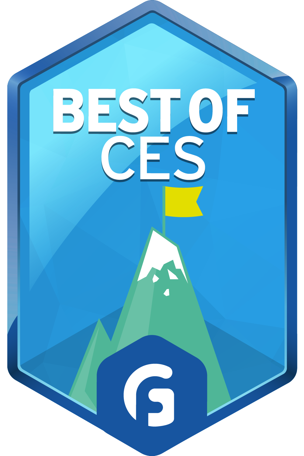 Gadget Flow Best of CES Award