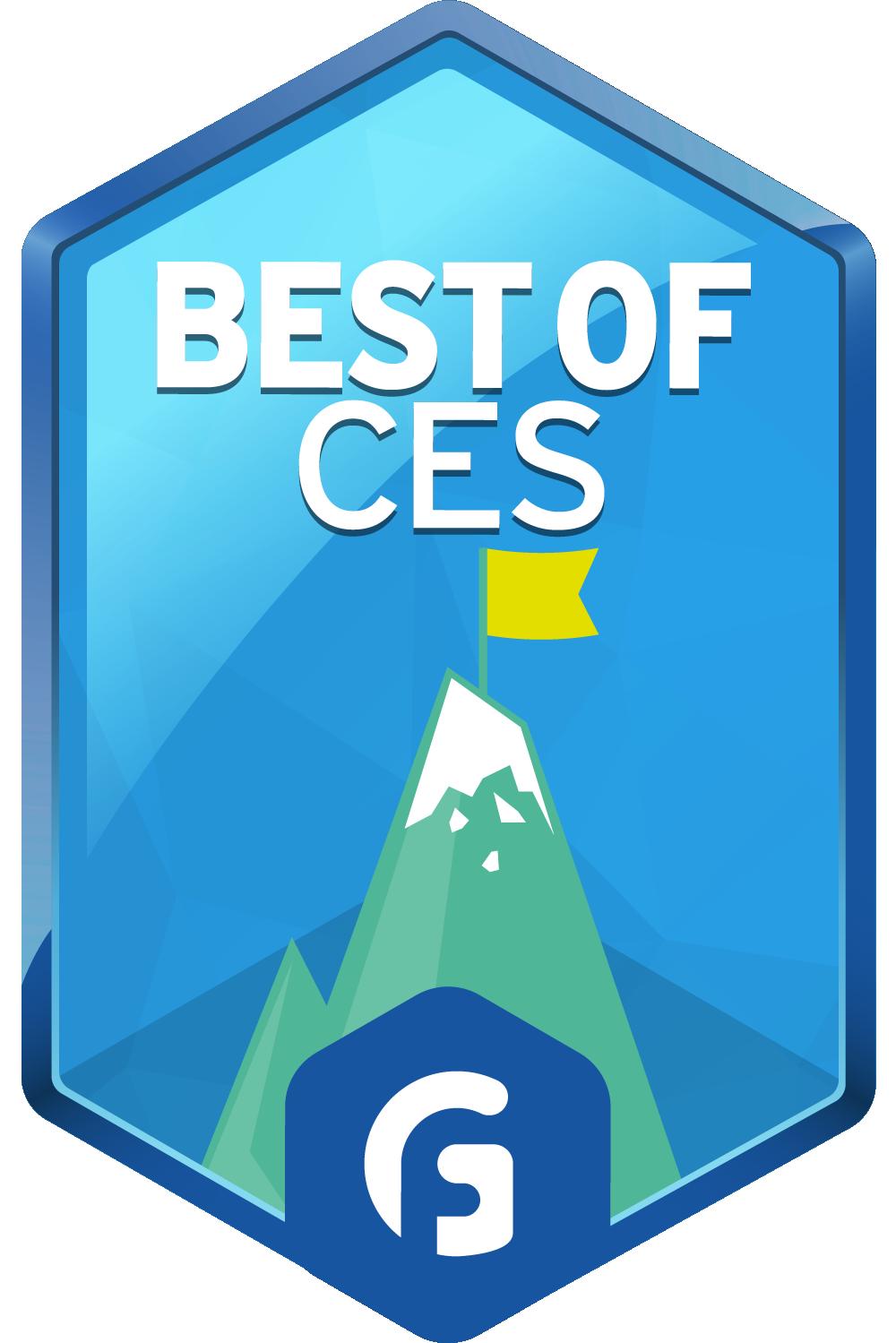 Gadget Flow Best of CES Award