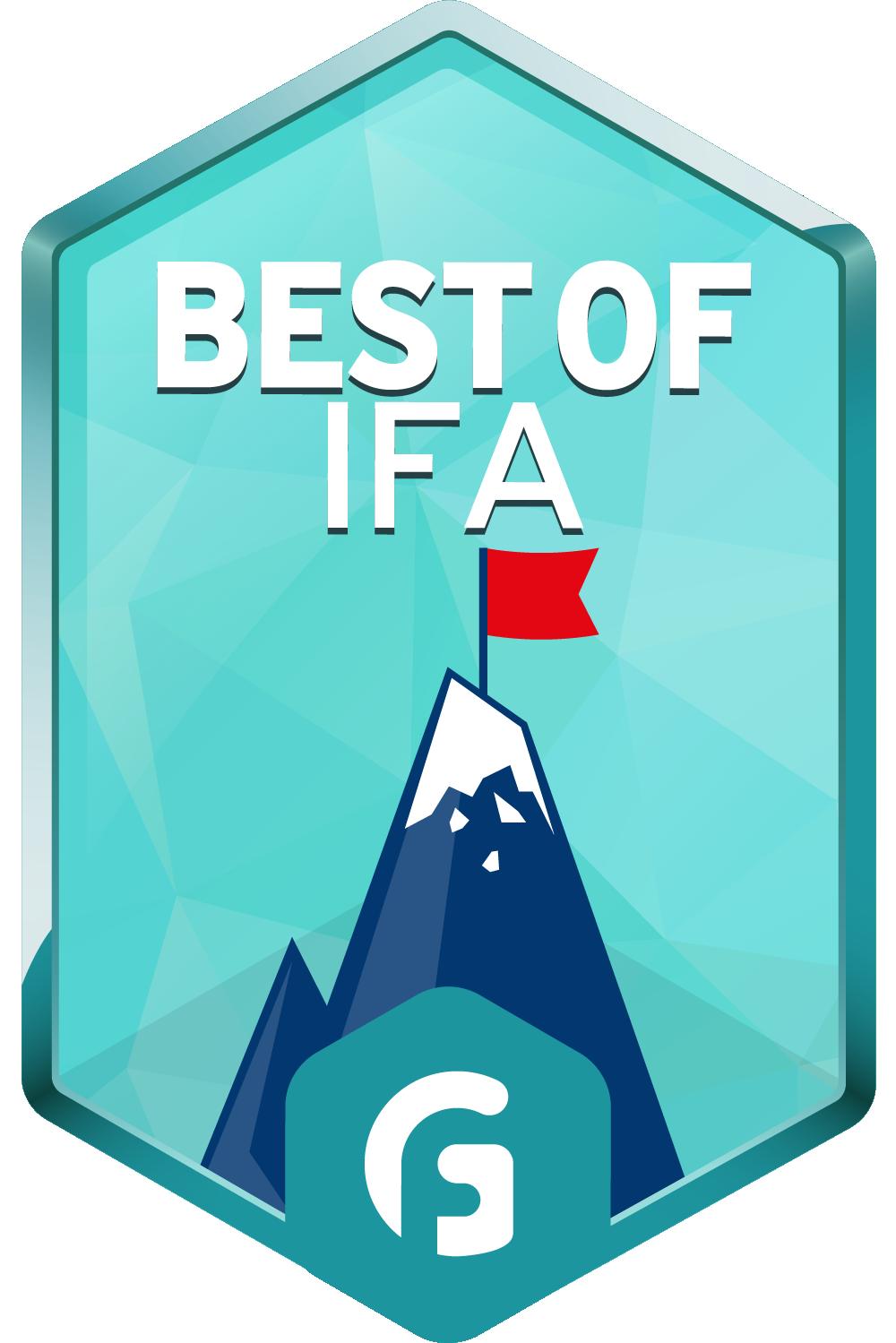 Gadget Flow Best of IFA Award