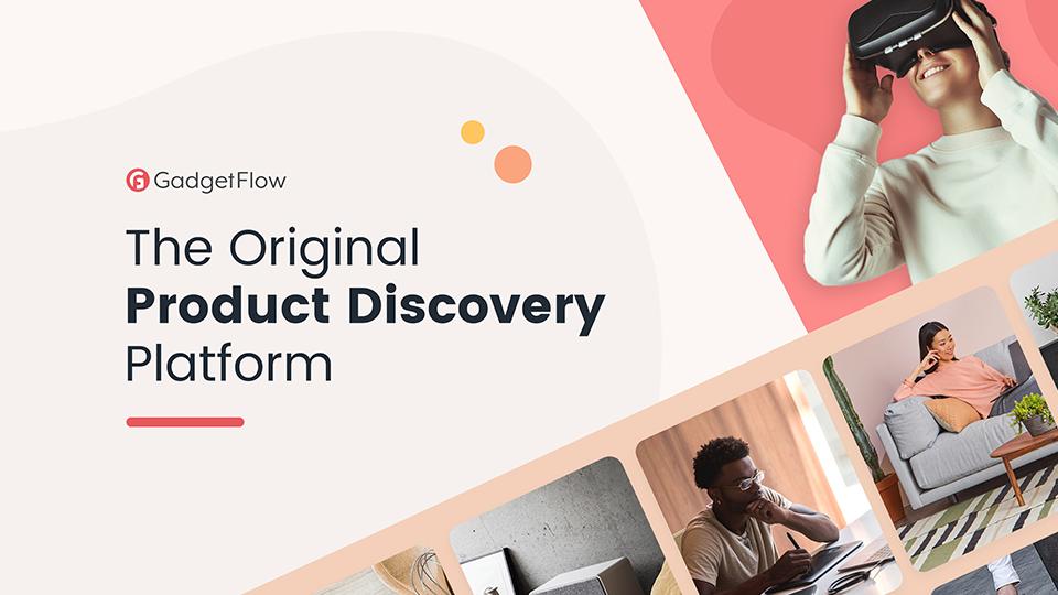 Gadget Flow® | The Original Product Discovery Platform