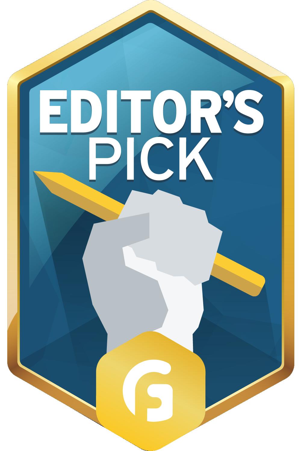 Gadget Flow Best Editor's Pick Award