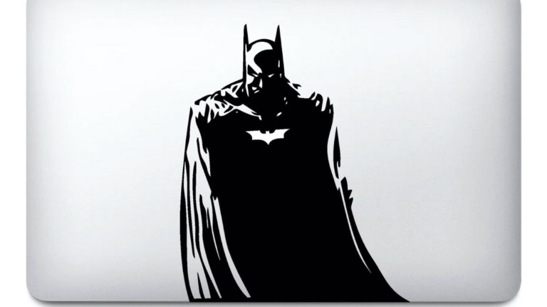 "<em class=""algolia-search-highlight"">Batman</em> MacBook Sticker Laptop Decal gives your computer superpowers"