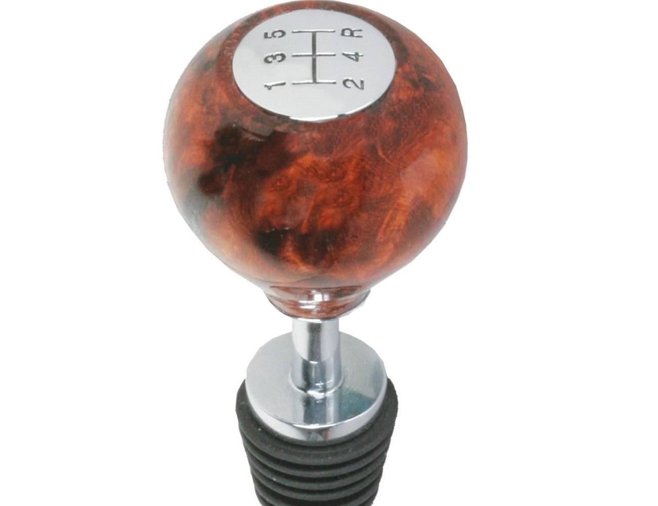 Gear Stick Bottle Stopper