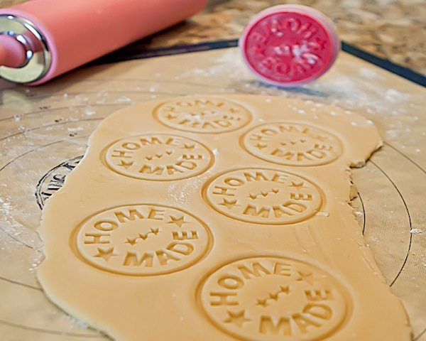 Homemade Cookie Stamper