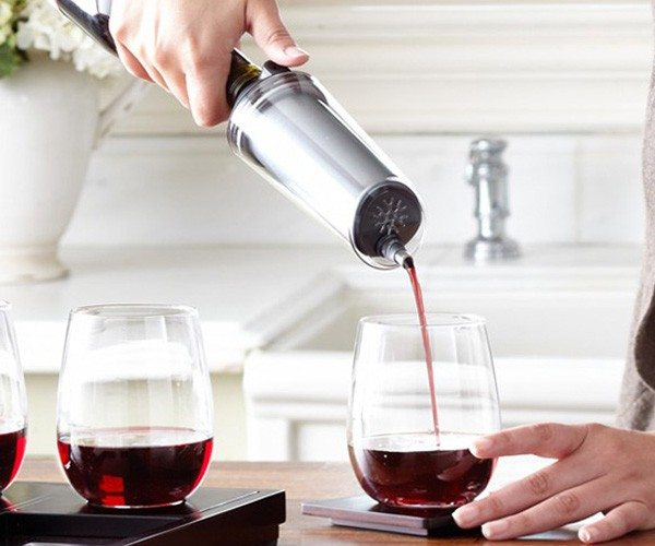 Instant Wine Chiller By Ravi