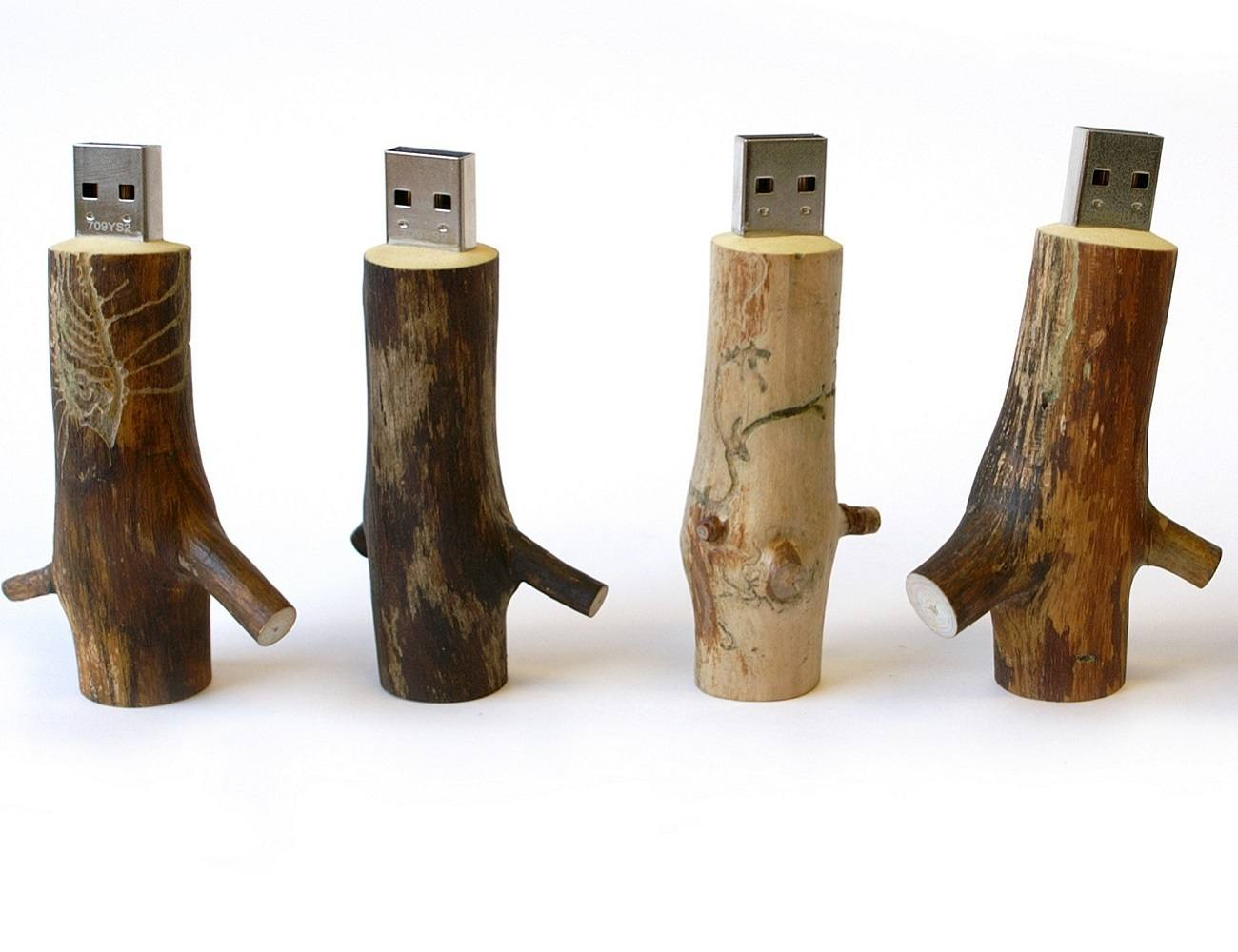 Natural USB Stick