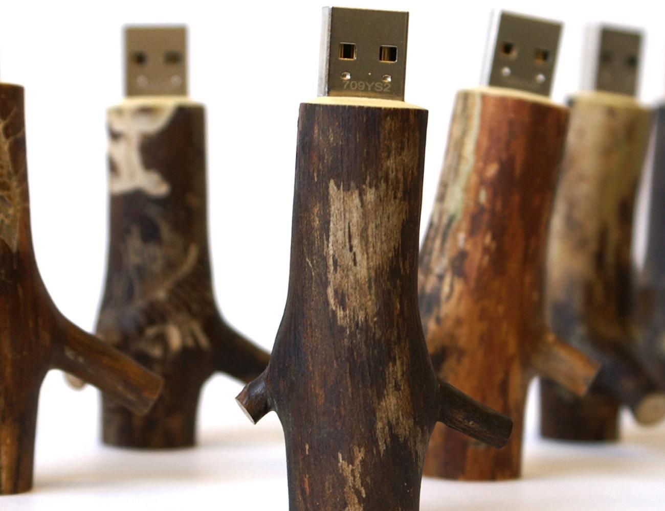 Natural USB Stick