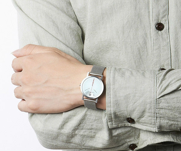 Past Present Future Unisex Watch