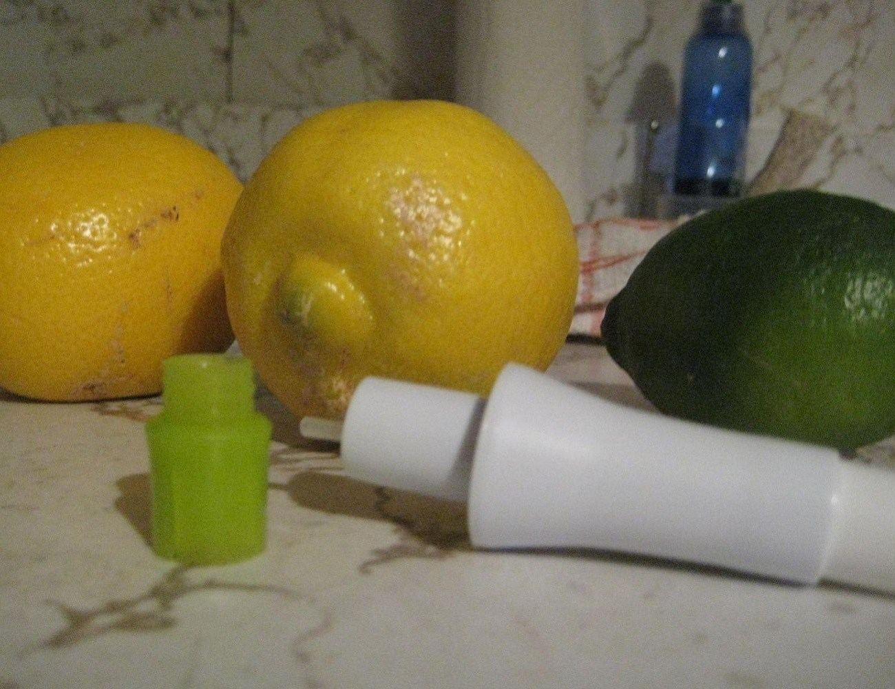 Quirky Citrus Spritzer for Your Kitchen