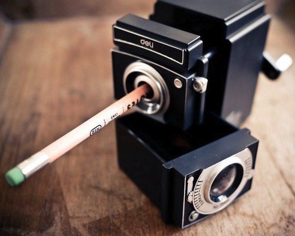 Vintage+Camera+Pencil+Sharpener