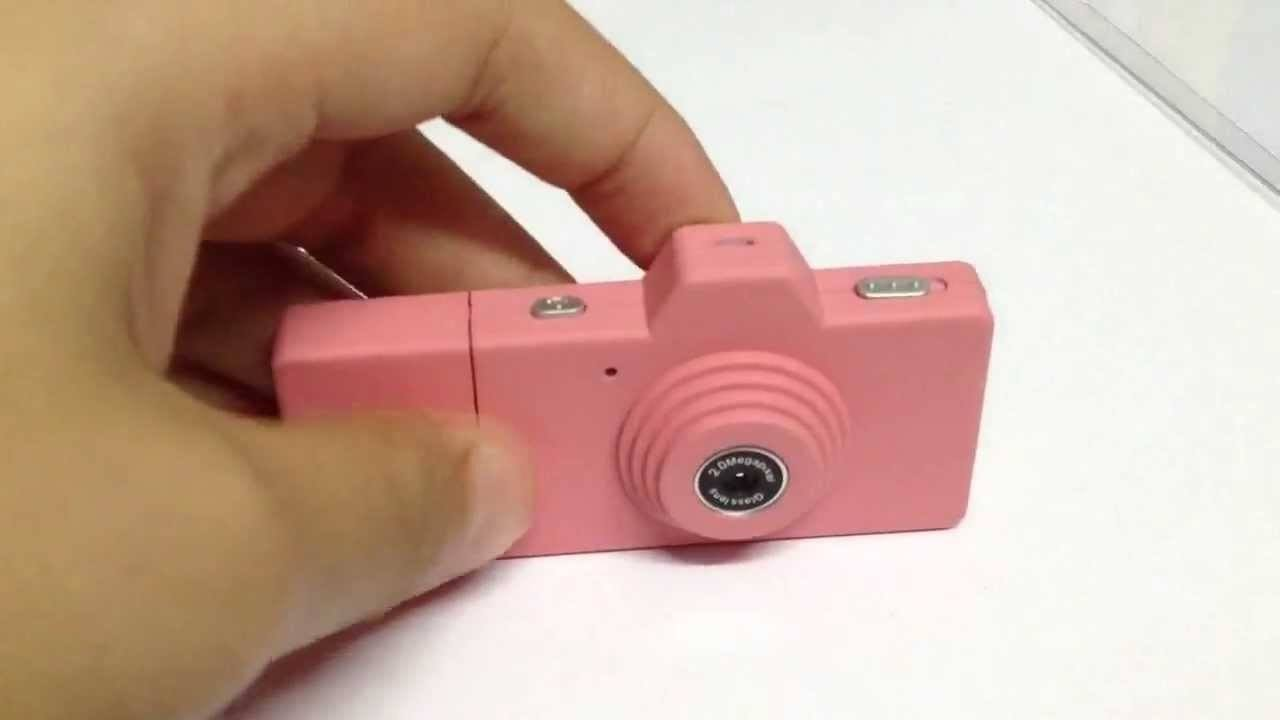 World's Smallest USB Digital Camera