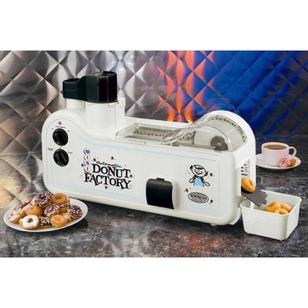 Automatic Mini Donut Factory by Nostalgia Electrics