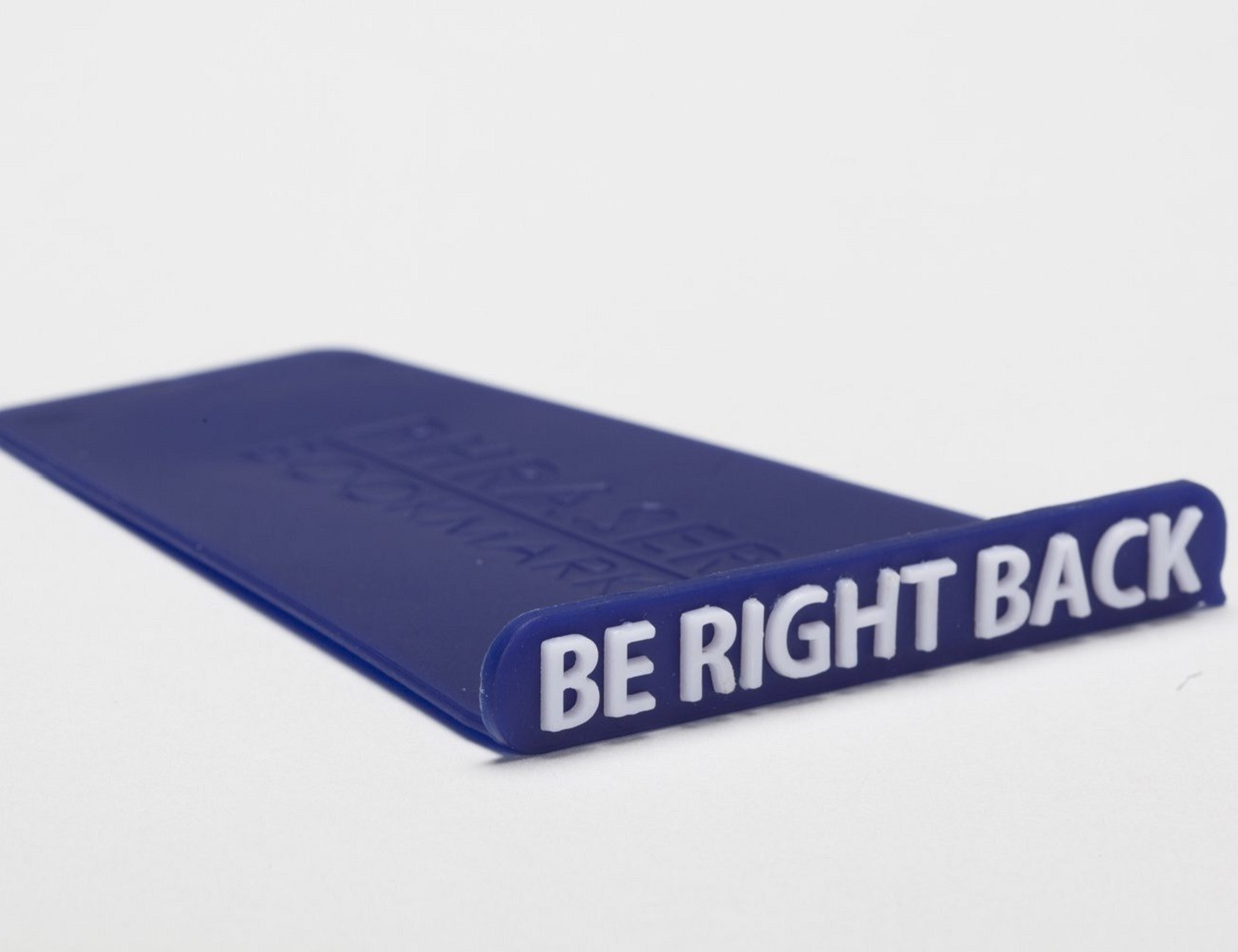 Be Right Back Bookmarker