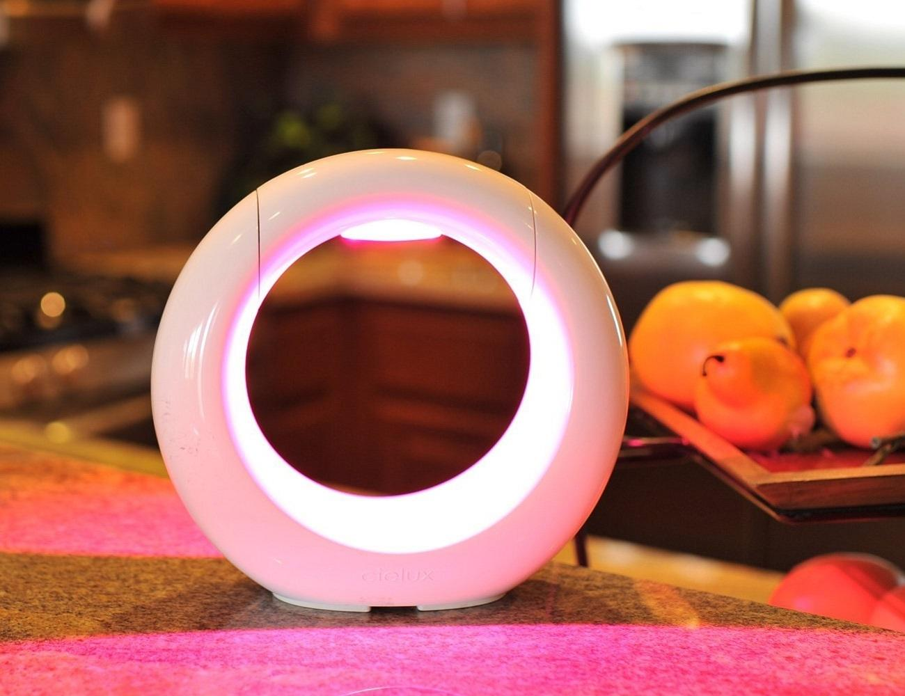 Cielux+LUNE+Touch+LED+Mood+Lamp