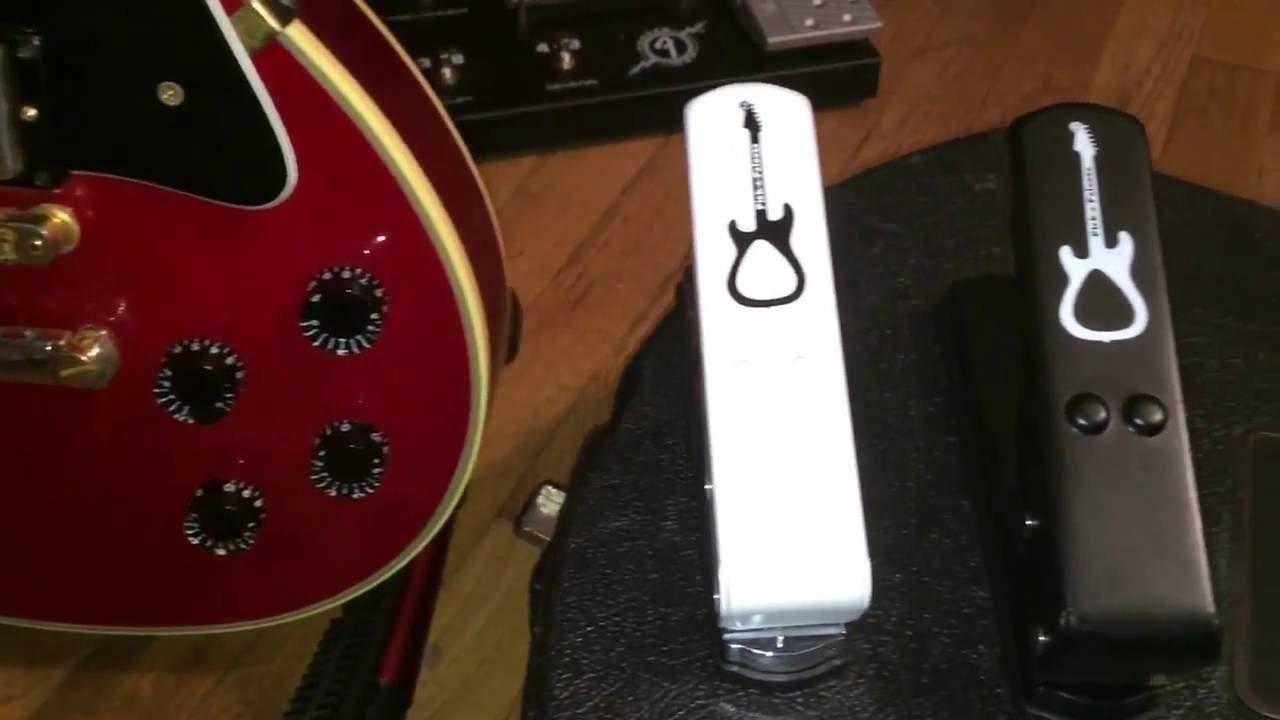 DIY Guitar Pick Punch