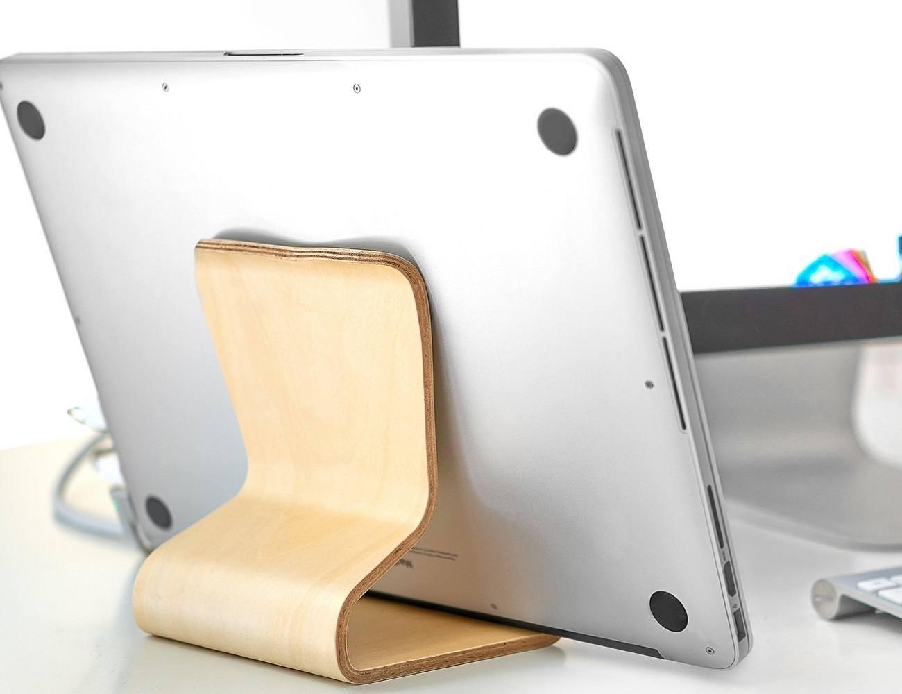 Desktop Chair For iPad And MacBook