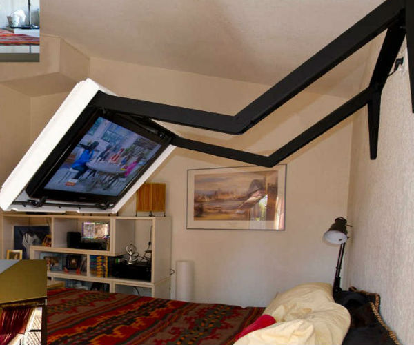 Extended Flip Out Tv Wall Mount 187 Gadget Flow