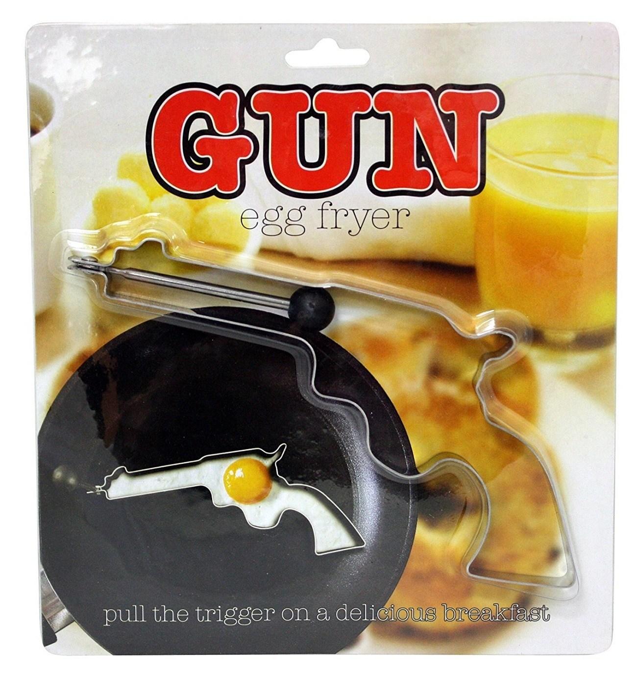 Handgun Egg Frying Mold