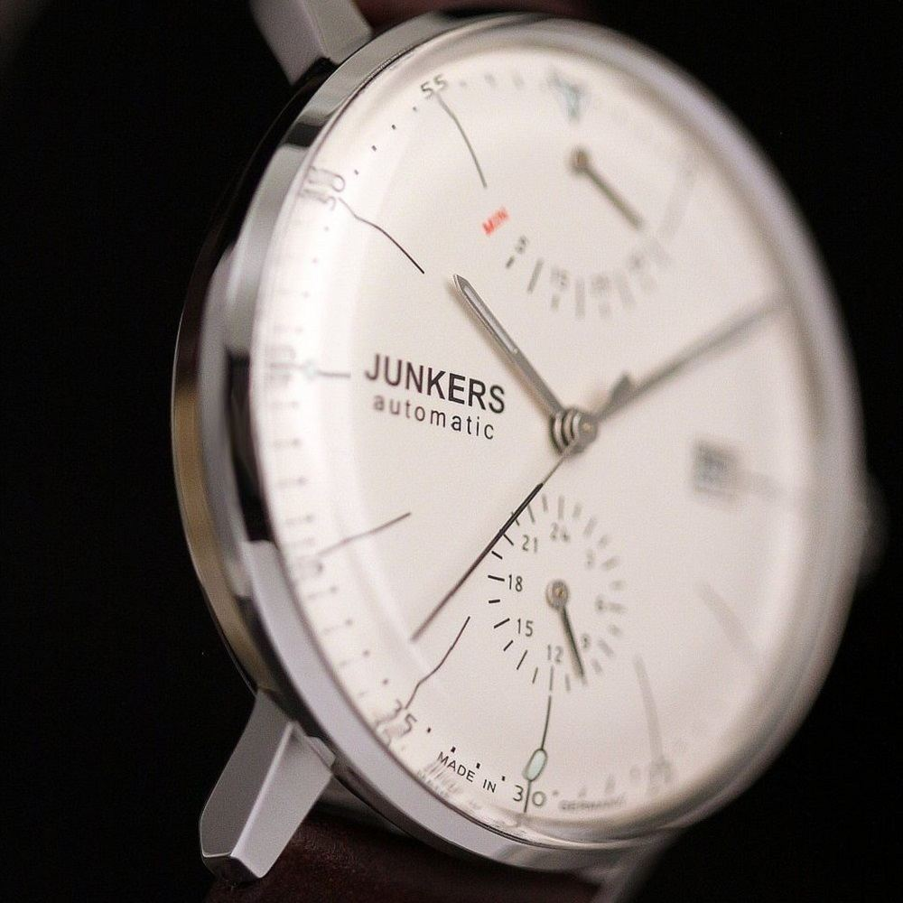 Junker+Bauhaus+Watch