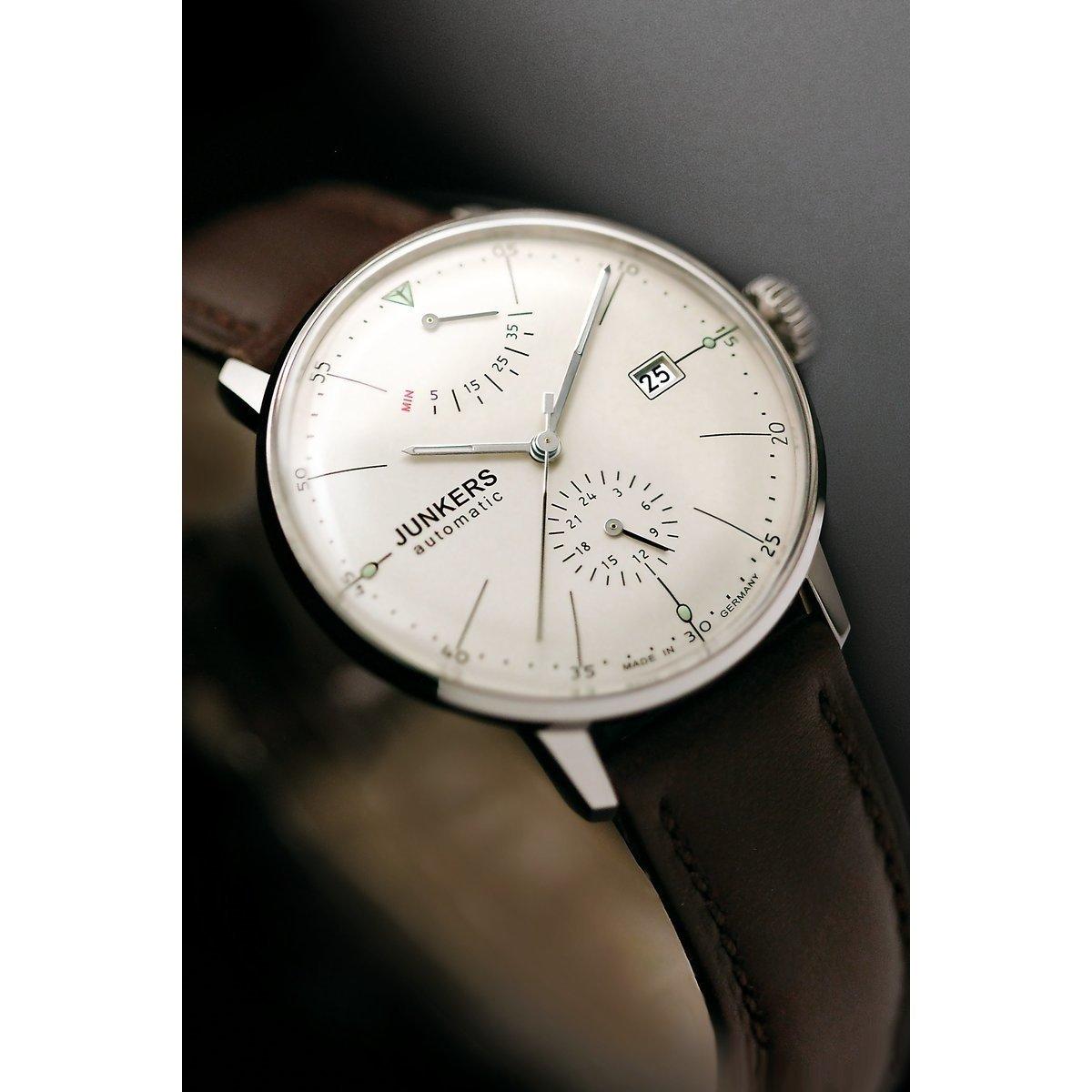 Junker Bauhaus Watch 187 Gadget Flow