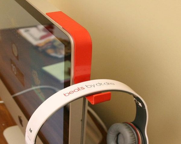 iMac Stand For Headphones By Kancha loading=