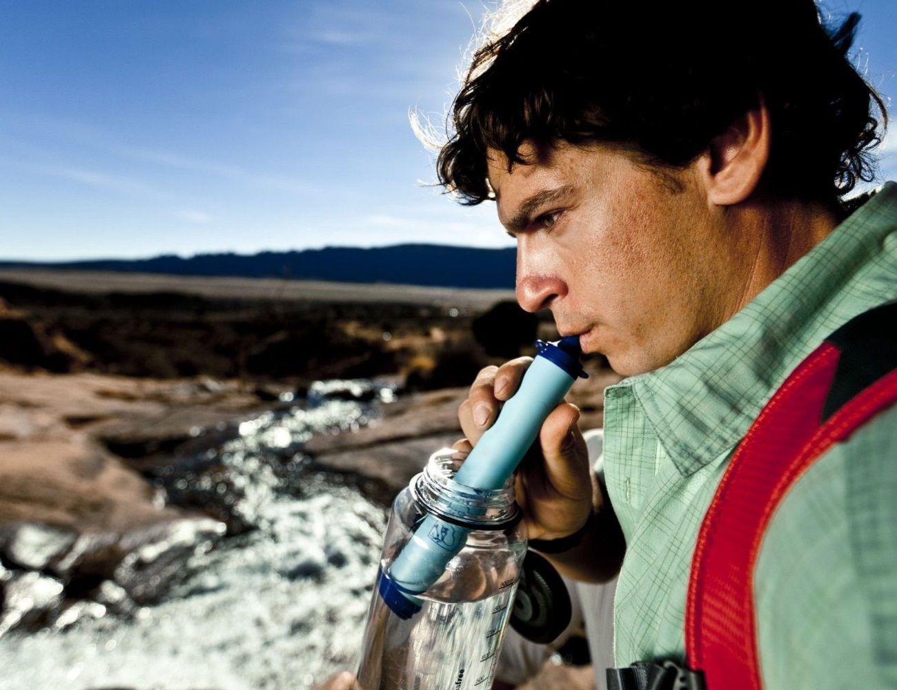 LifeStraw Emergency Water Filter