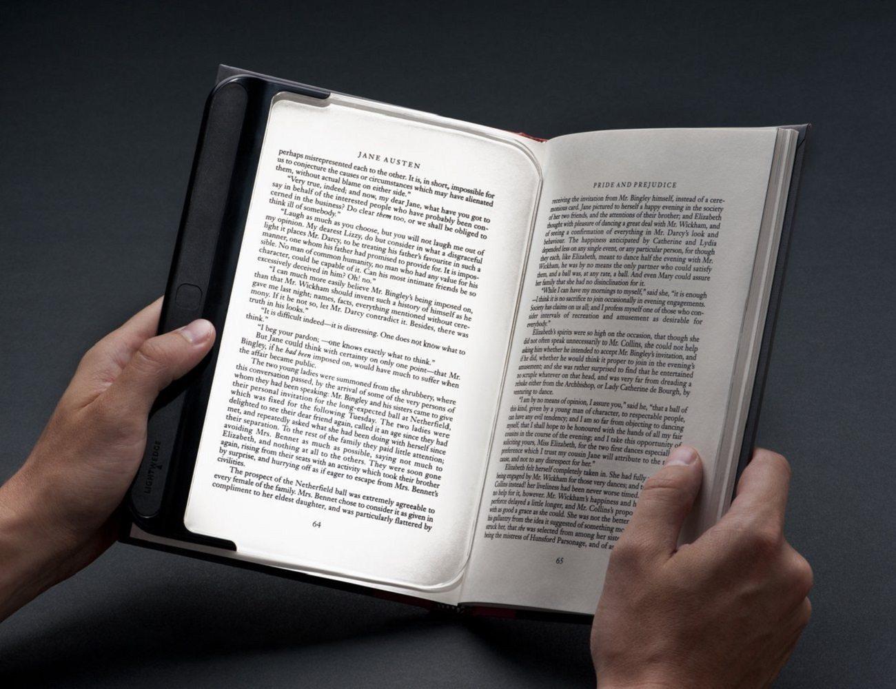 LightWedge Reading Light