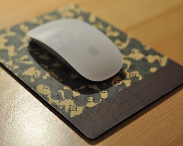 Takashi Murakami × Louis Vuitton Monogramouflage Mouse Pad