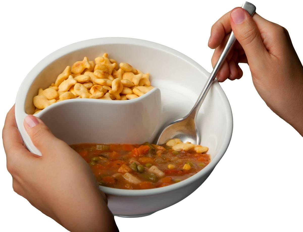 Never-Soggy Cereal Bowl » Gadget Flow