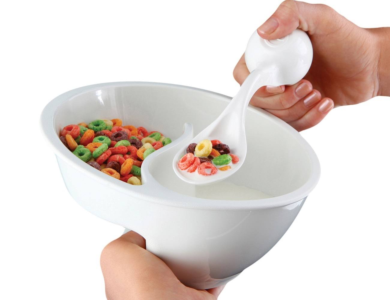 Never-Soggy Cereal Bowl Review » The Gadget Flow