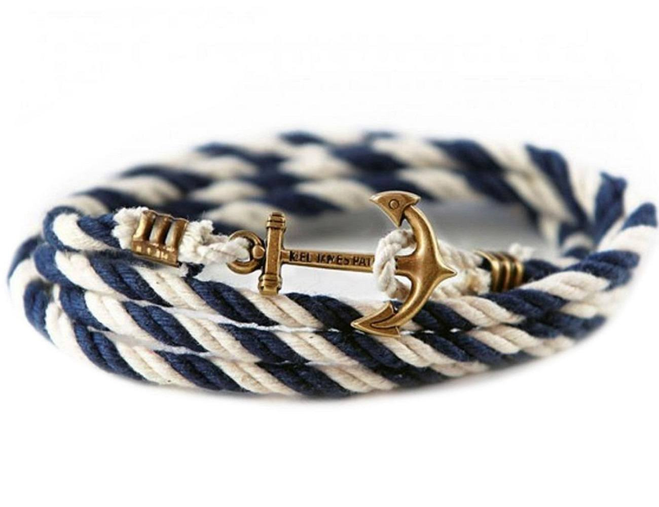 Rope Bracelet by Kiel James Patrick