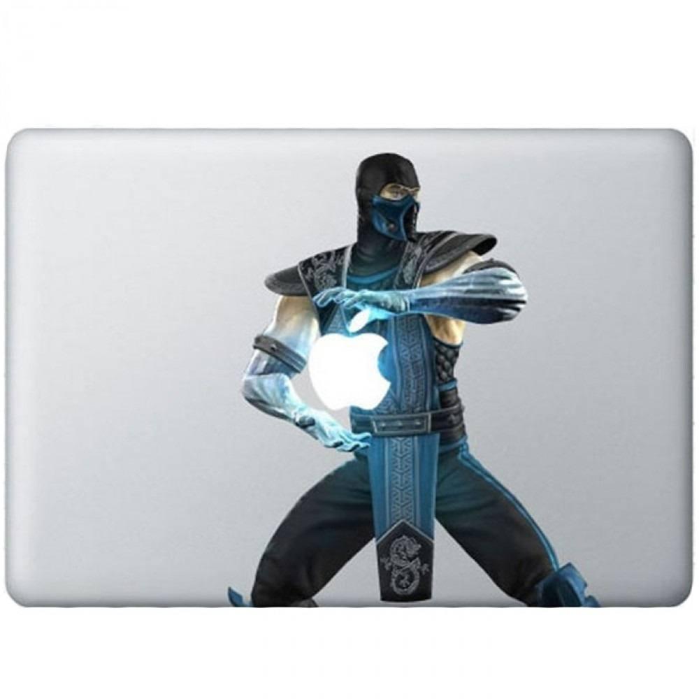 Sub-Zero MacBook Decal