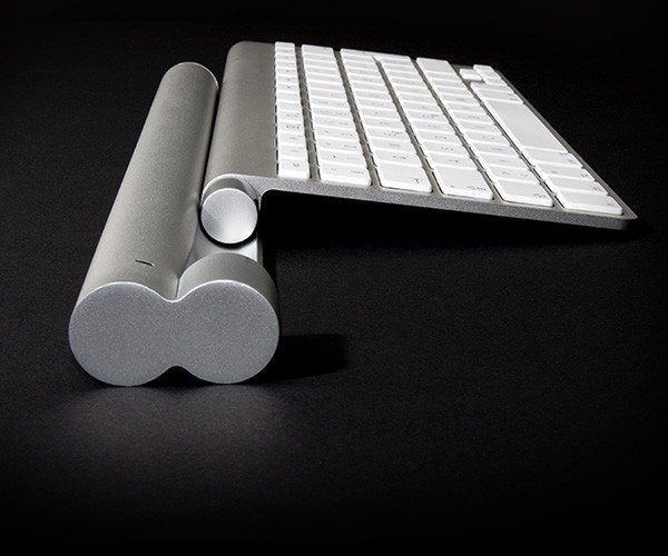 The Magic Bar – Wireless Charger For Apple Keyboard By Mobee