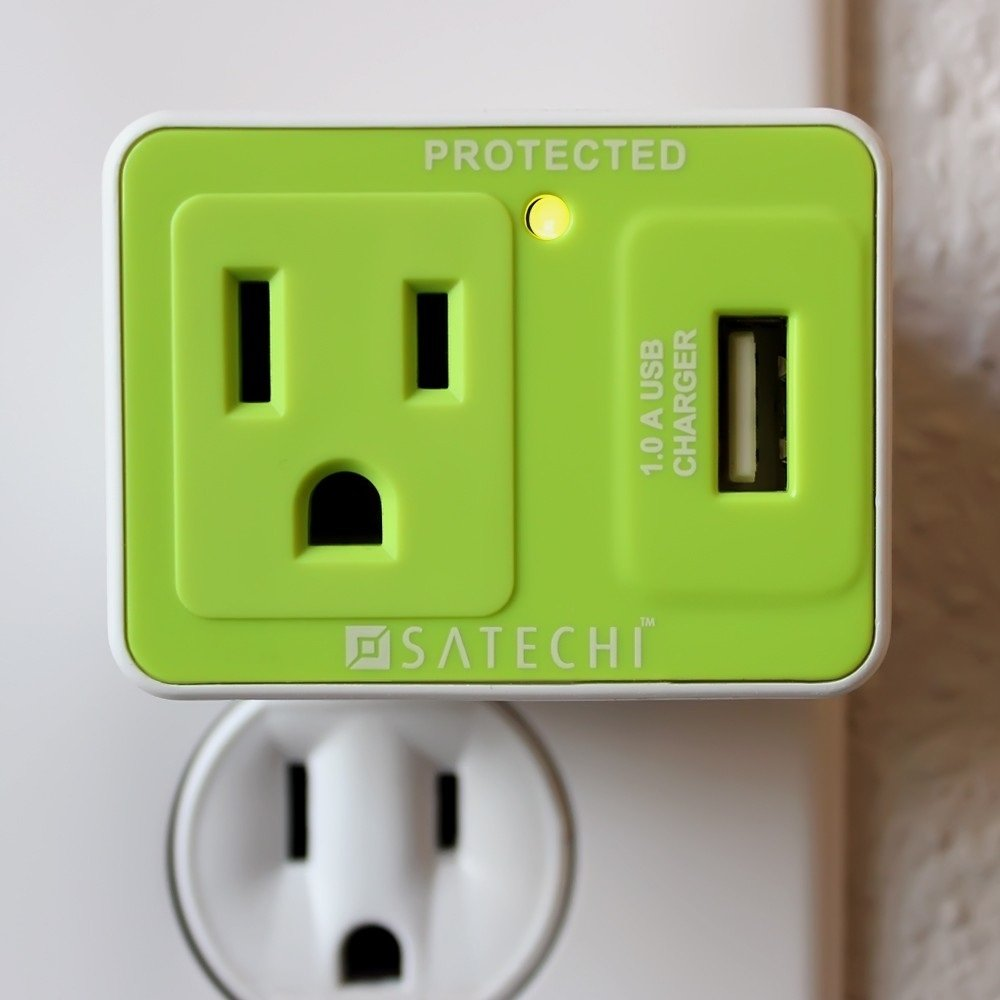 Travel+USB+Surge+Protector+By+Satechi