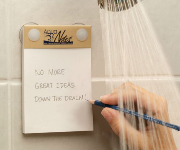 Waterproof Notepad by Aqua Notes