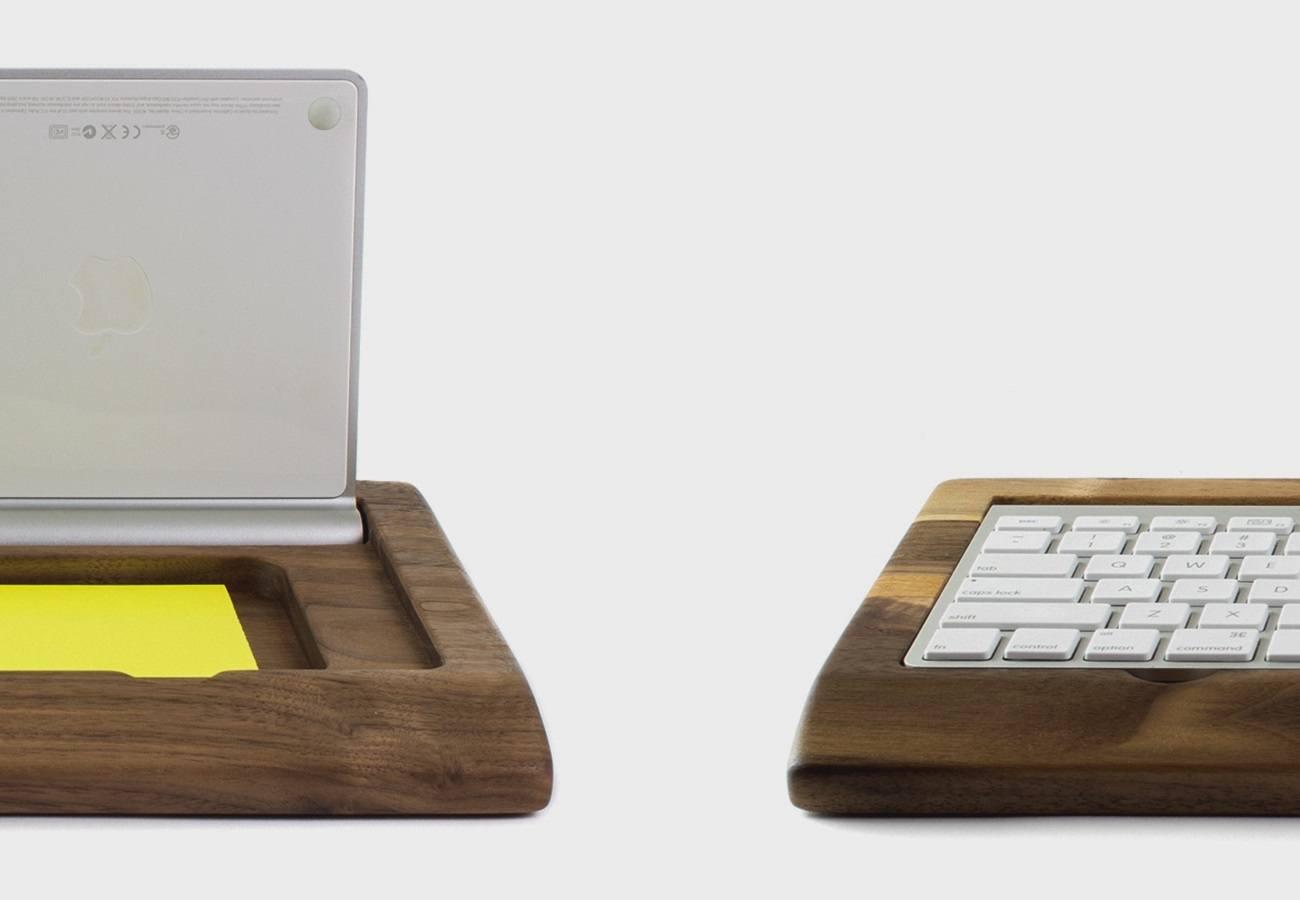 Ambidextrous Keyboard Tray