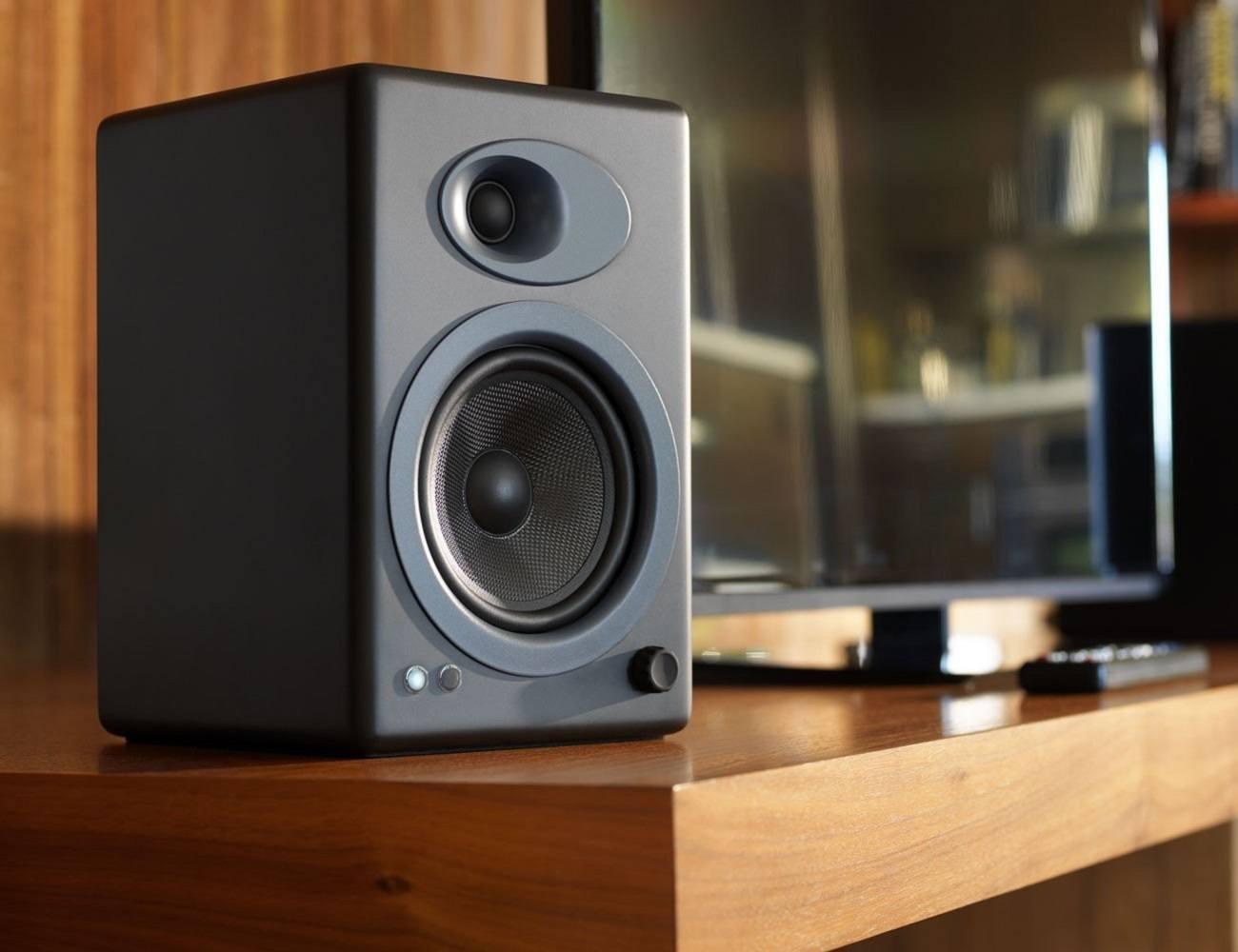 AudioEngine A5 Speakers » Gadget Flow