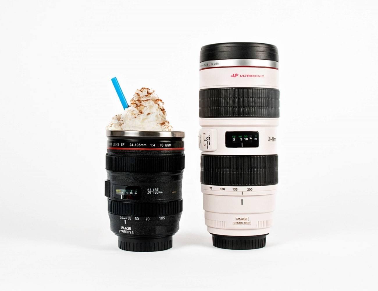 Canon+Camera+Lens+Mug+White