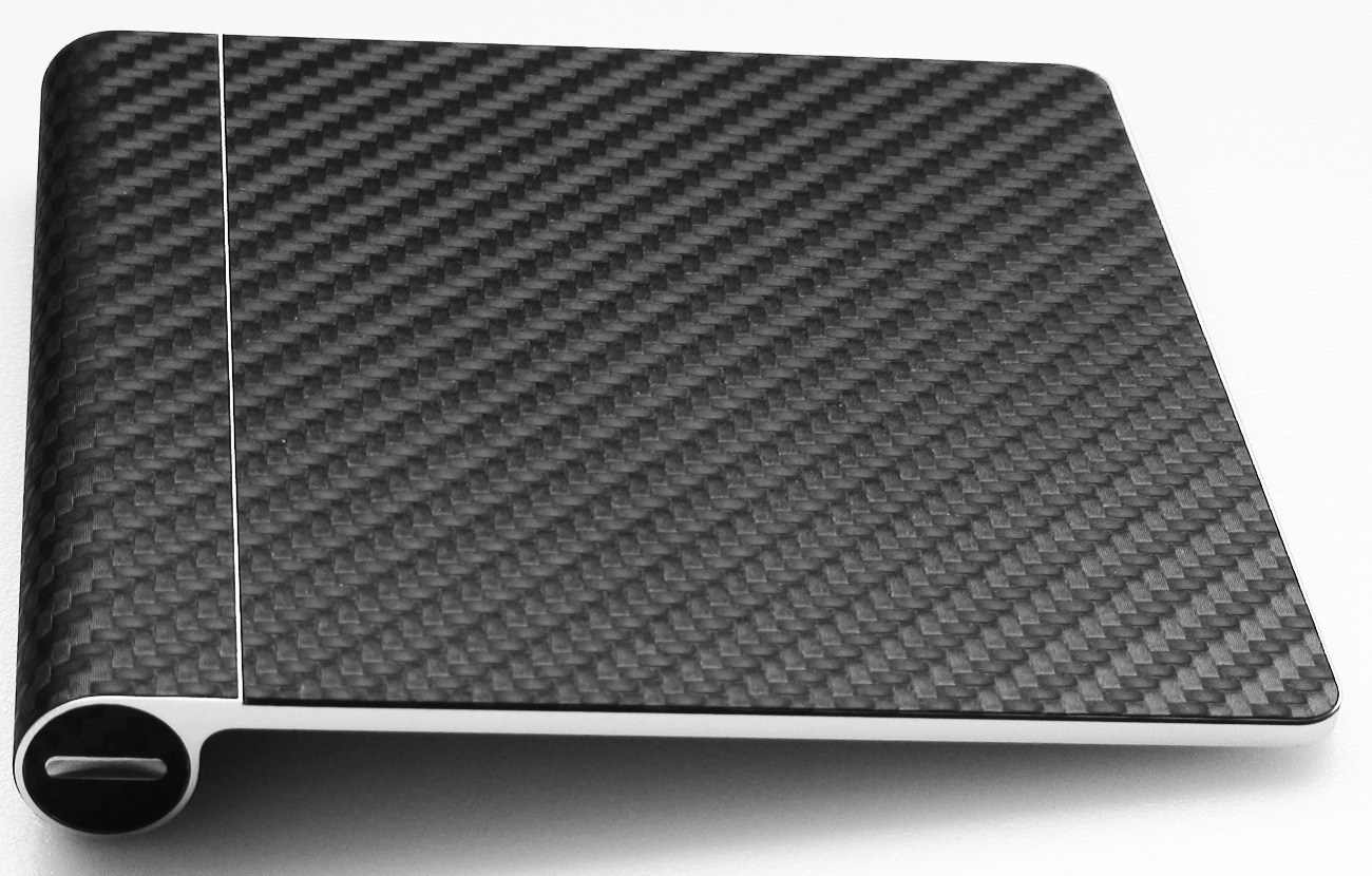 Carbon Decal Apple Magic Trackpad