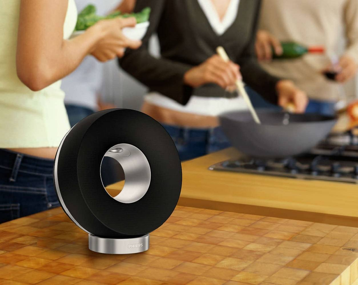 Philips Fidelio Wireless Speakers AirPlay