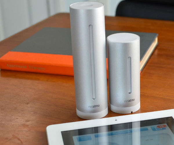 Smart Personal Weather Station by Netatmo