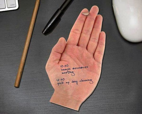 Talk+To+The+Hand+Sticky+Notes