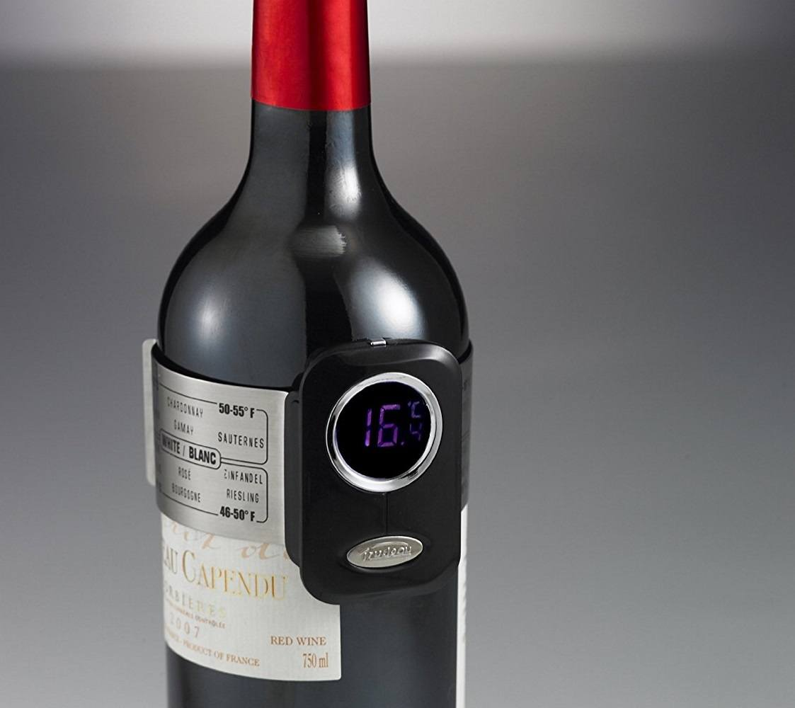 Trudeau Digital Wine Thermometer