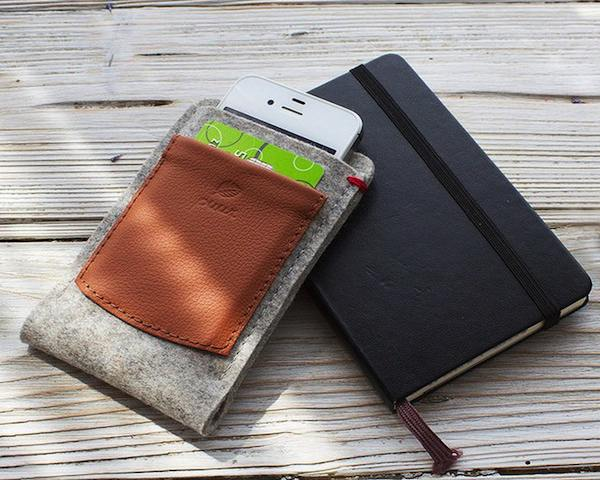 iPhone Wallet Case by Puurco