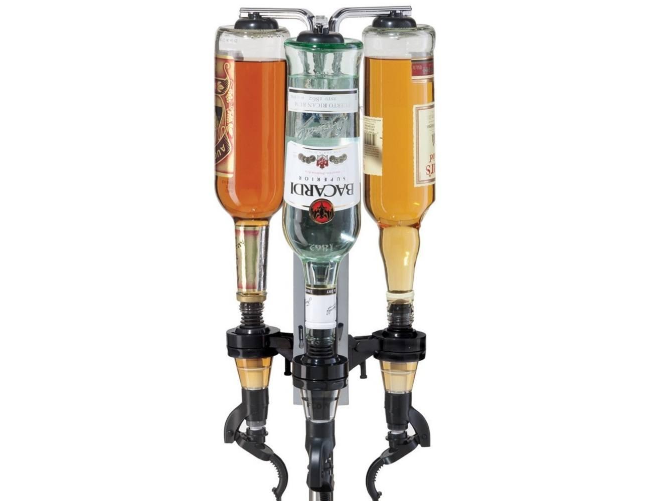 Bottle Revolving Liquor