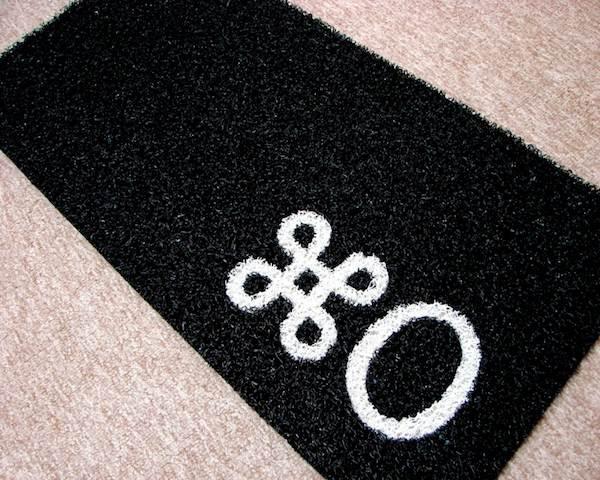 Command+Doormat