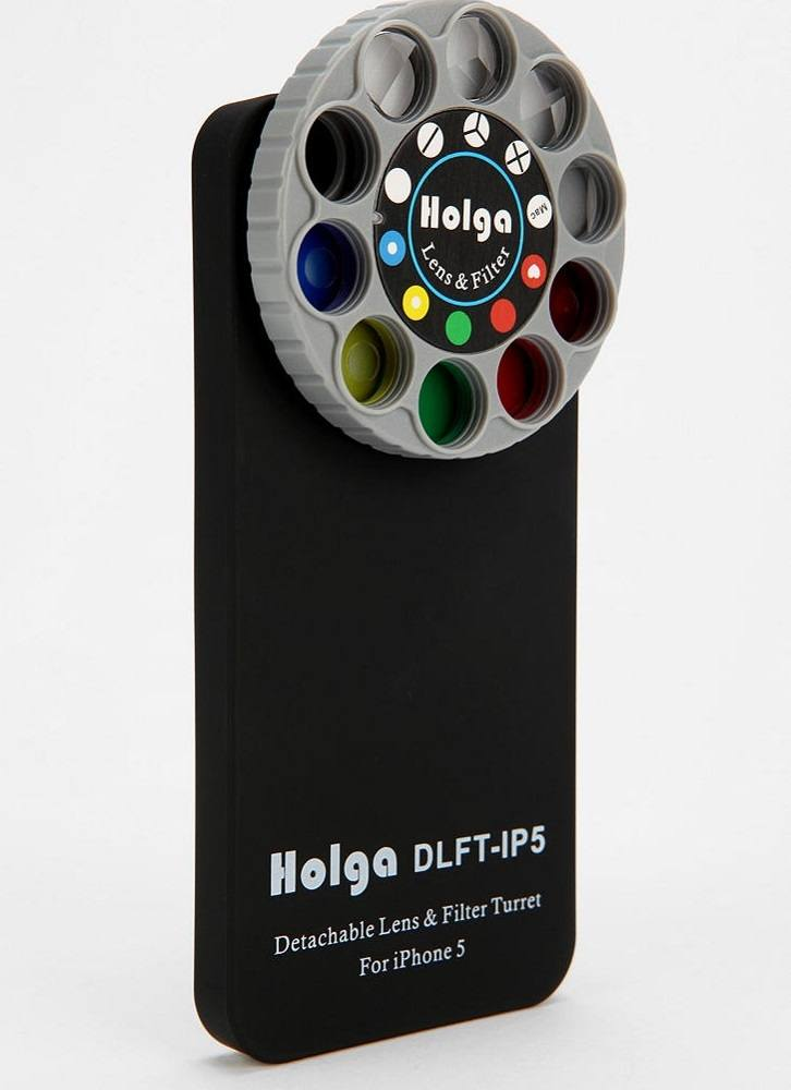 Holga Lens Filter For iPhone