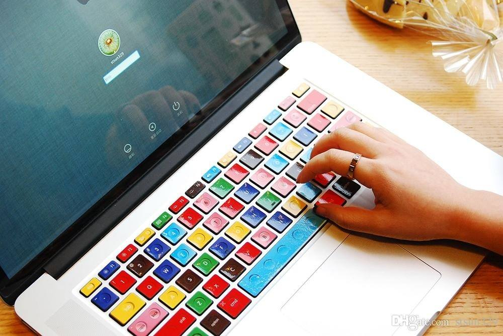 Lego Decal For Macbook Keyboard