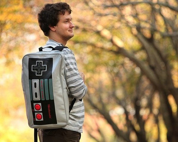 Nintendo+Controller+Backpack