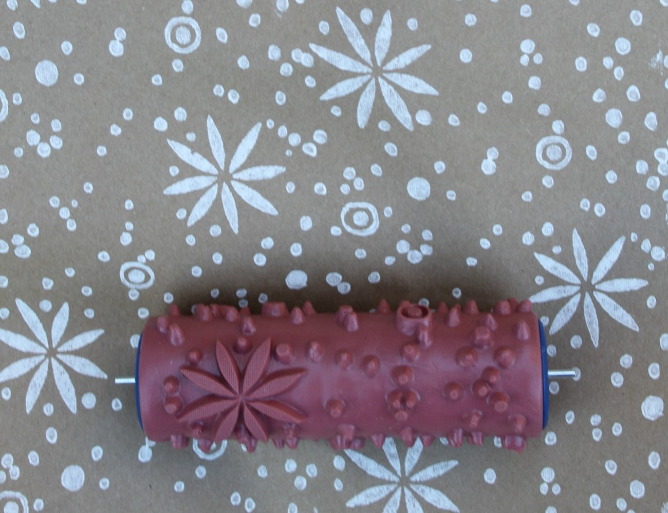 Patterned Paint Roller Kit ...